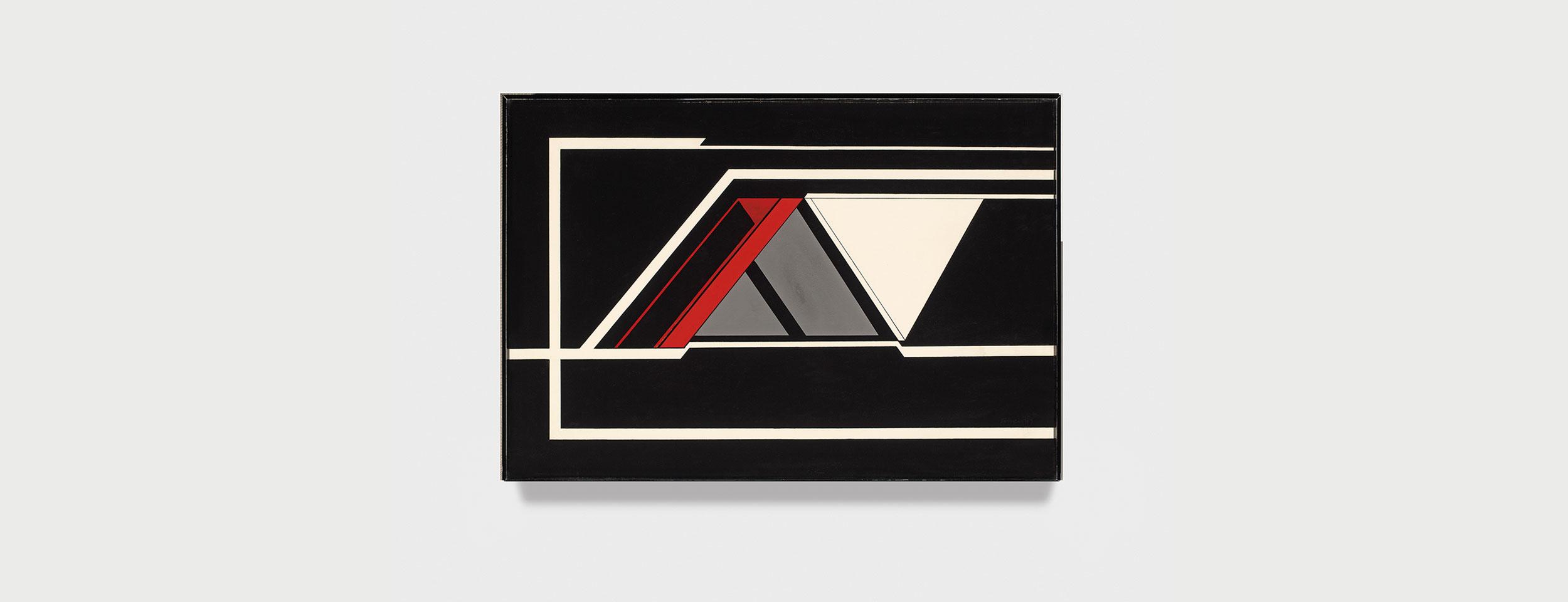 Geométricos - década de 1960